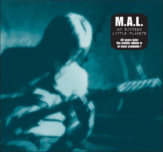 M.A.L. - My Sixteen Little Planets (LP)