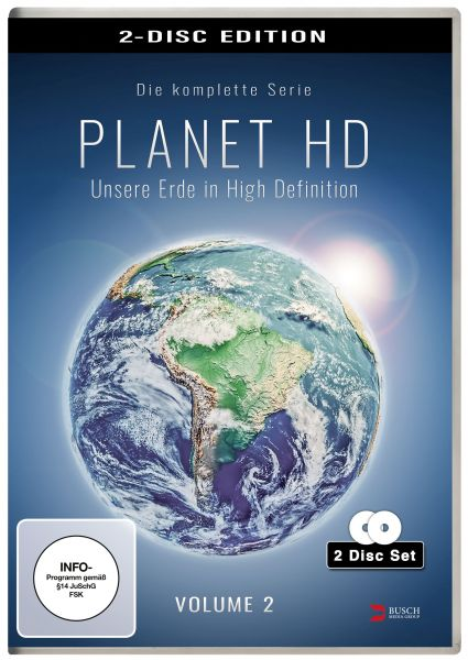 Planet HD - Unsere Erde in High Definition - Vol. 2