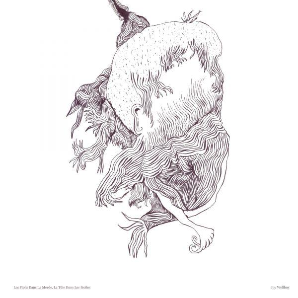 Joy Wellboy - Les Pieds Dans La Merde La Tête Dans Les Etoiles (LP)