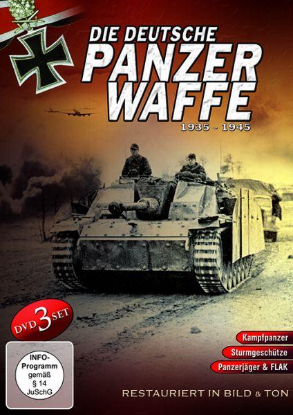 Die Deutsche Panzerwaffe 1935-1945