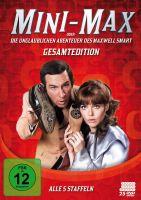 Mini-Max oder: Die unglaublichen Abenteuer des Maxwell Smart (GET SMART Komplettbox) (25 DVDs)