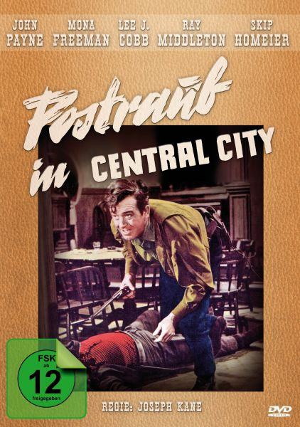 Postraub in Central City (The Road to Denver)