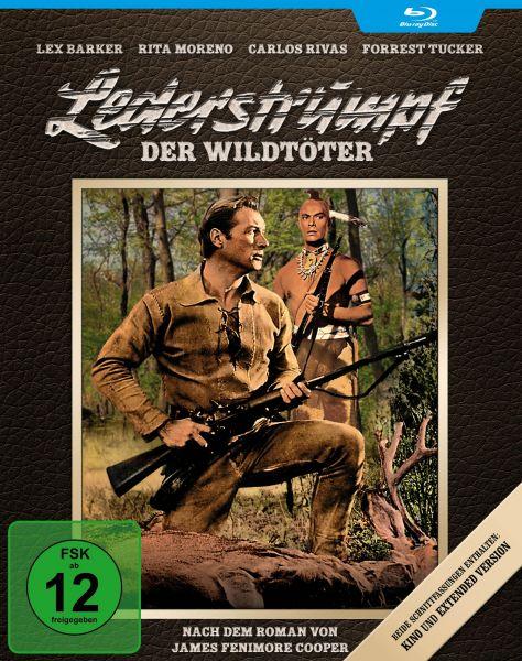 Lederstrumpf - Der Wildtöter (HD-Neuabtastung)