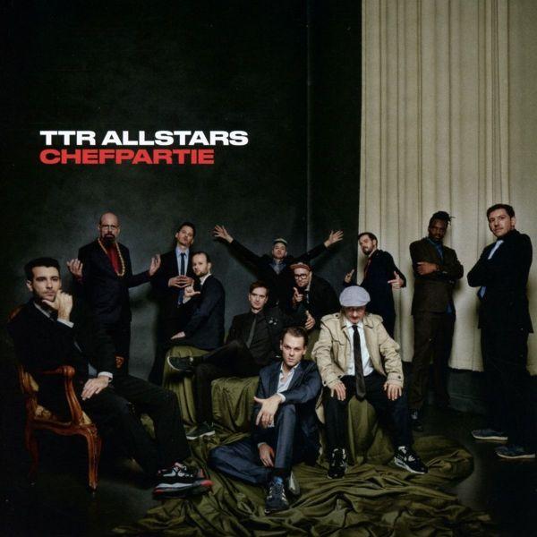 TTR Allstars - Chefpartie (2LP)