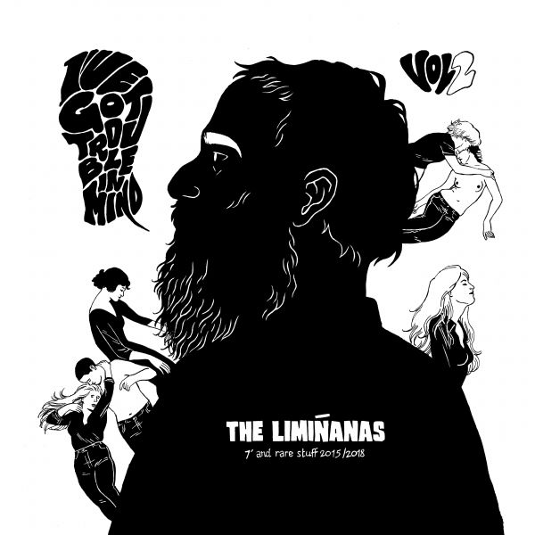 Liminanas, The - 7 And Rare Stuff 2015 / 2018 (2LP+CD)