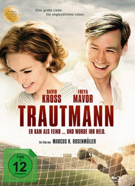 Trautmann - Mediabook (Blu-ray + DVD)