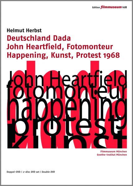 Deutschland Dada / John Heartfield, Fotomonteur / Happening, Kunst, Protest 1968