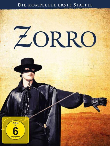 Zorro - Die komplette erste Staffel