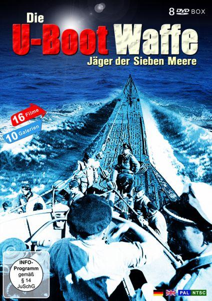 Die U-Boot Waffe (8 DVDs)