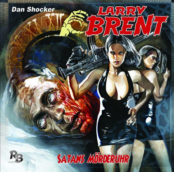 Larry Brent - Satans Mörderuhr (24)