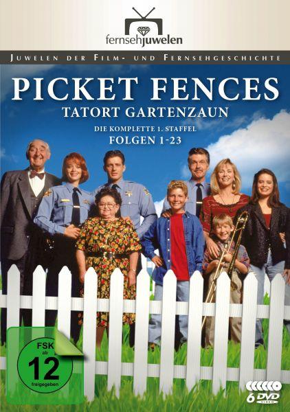 Picket Fences - Tatort Gartenzaun: Die komplette 1. Staffel