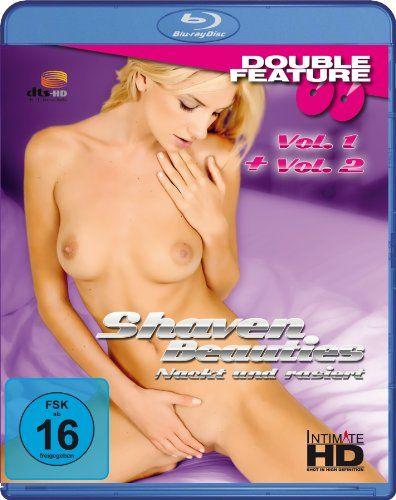 Erotik Double Feature - Shaven Beauties - Nackt und rasiert Vol.1 und Vol.2