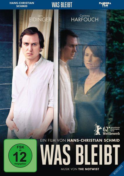 Was bleibt (Limited Edition) (DVD + Buch)