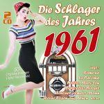 Various - Die Schlager des Jahres 1961