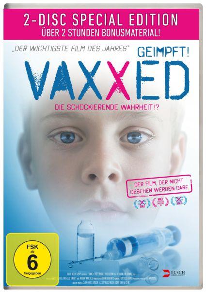 VAXXED - Die schockierende Wahrheit (2-Disc Special Edition)