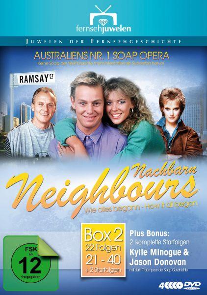 Nachbarn / Neighbours - Box 2: Wie alles begann - Fernsehjuwelen