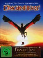 Dragonheart - Remastered Mediabook Edition (Classic Artwork) (Doppel-Blu-ray mit Dolby Atmos + AURO-