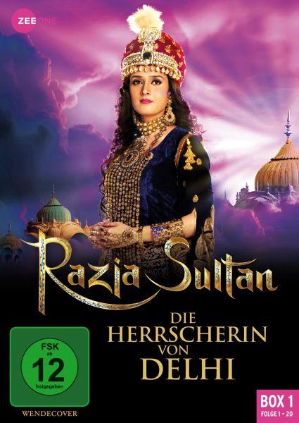 Razia Sultan - Die Herrscherin von Delhi (Box 1) (Folge 1-20)