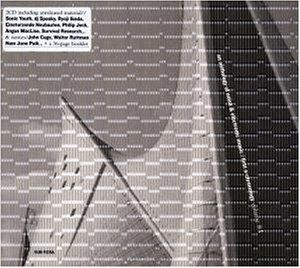 Various - Anthology Of Noise & Electronic Music 1