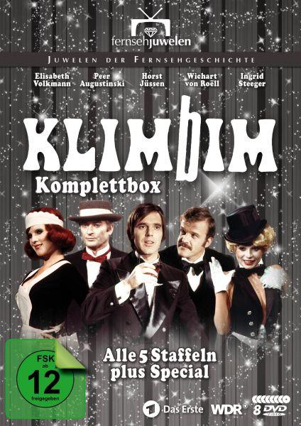 Klimbim - Komplettbox (Alle 5 Staffeln plus Special) (8 DVDs)