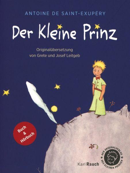 Mühe, Ulrich und Mühe, Anna Maria (Saint-Exupery, Antoine de) - Der kleine Prinz (Geschenkbox: 2 CD