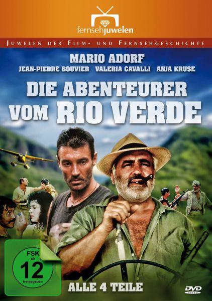 Die Abenteurer vom Rio Verde - Der komplette Vierteiler