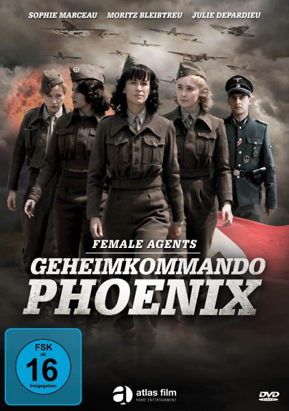 Geheimkommando Phoenix - Female Agents