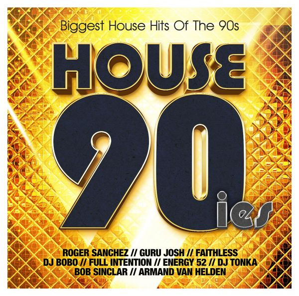 Various - House 90ies - Biggest House Hits Of The 90s