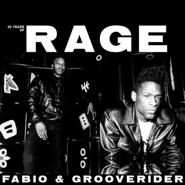 Fabio & Grooverider - 30 Years of Rage (2CD)