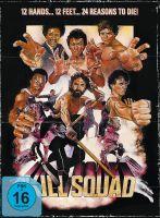 Kill Squad  (Das Söldnerkommando) (3-Disc-Mediabook, Cover B)
