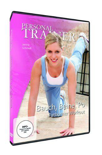Personal Trainer - Bauch, Beine, Po - Fatburner Workout