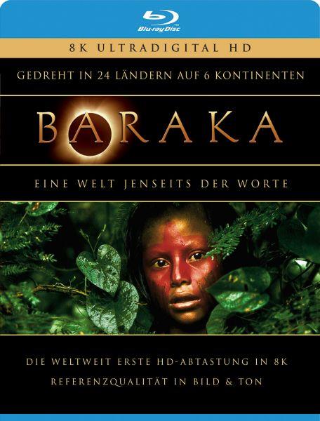 Baraka (Blu-ray - Standardbox)