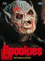 Spookies - Die Killermonster (DVD + Blu-ray) (Limitiertes Mediabook) (Motiv B)