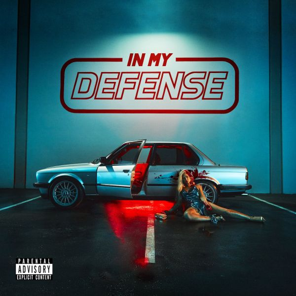 Azalea, Iggy - In My Defense (Marbled Red LP)