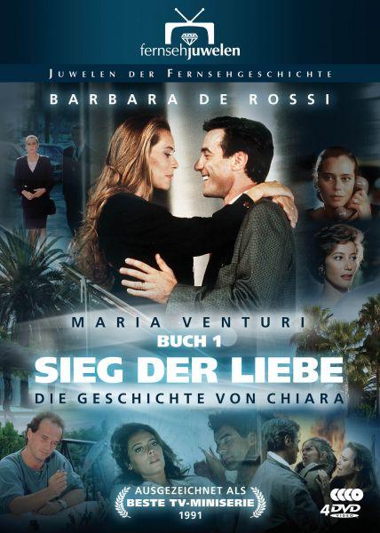 Maria Venturi Buch 1: Sieg der Liebe: Die Geschichte von Chiara - Fernsehjuwelen