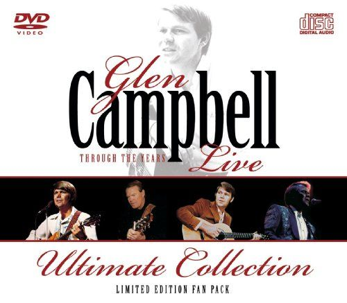 Campbell, Glen - Through the years CD + DVD (Special Edition)