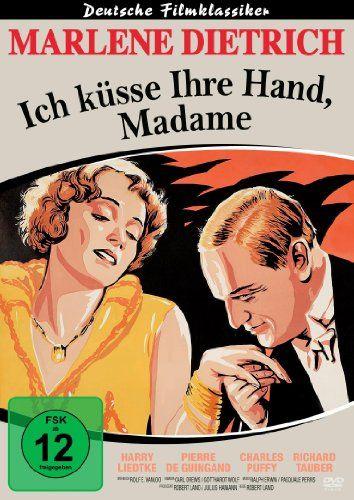 Ich küsse Ihre Hand, Madame (mit Marlene Dietrich)
