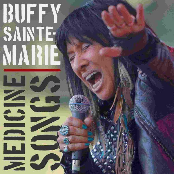 Sainte-Marie, Buffy - Medicine Songs (LP)