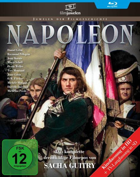 Napoleon - Das legendäre Drei-Stunden-Epos (TV-Langfassung + Kinofassung)