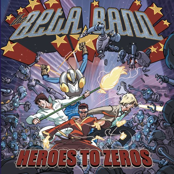 Beta Band, The - Heroes To Zeros (Limited Colored Edition LP+CD)