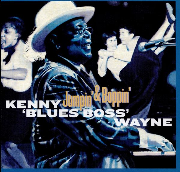 Wayne, Kenny -Blues Boss- - Jumpin' & Boppin'
