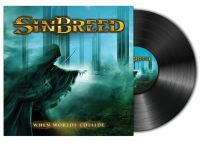 Sinbreed - When Worlds Collide (LP)