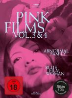 Pink Films Vol. 3 & 4: Abnormal Family & Blue Film Woman (Special Edition)