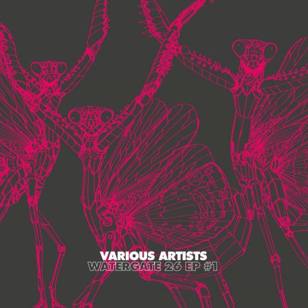 WhoMadeWho, Ruede Hagelstein, Justin Evans, Alex Schaufel - Watergate 26 EP #1