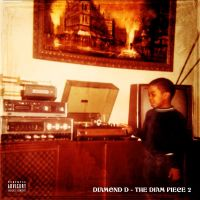 Diamond D - The Diam Piece 2: Instrumental (2LP)