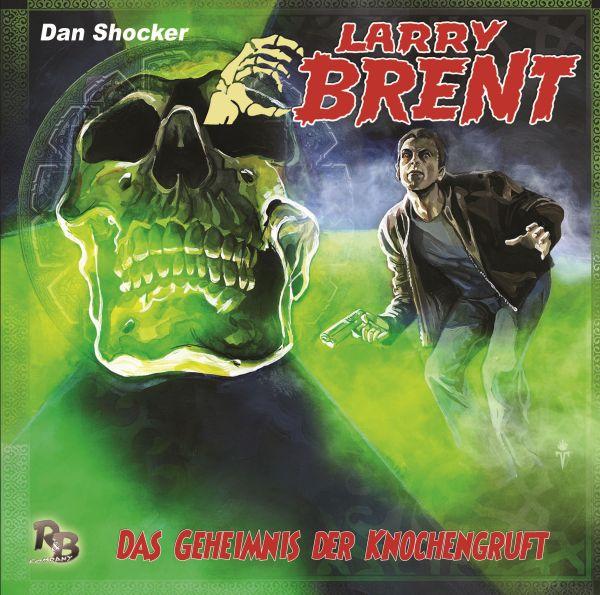 Larry Brent - Das Geheimnis der Knochengruft (30)