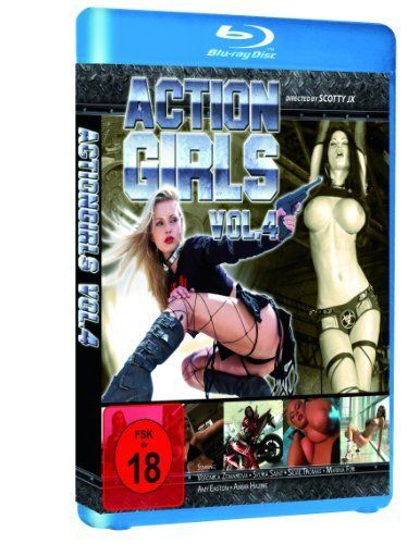 Actiongirls Vol. 4