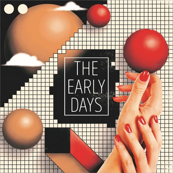 Various - The Early Days Vol. II (Post Punk, New Wave, Brit Pop & Beyond) 1980 - 2010 (2LP+CD)