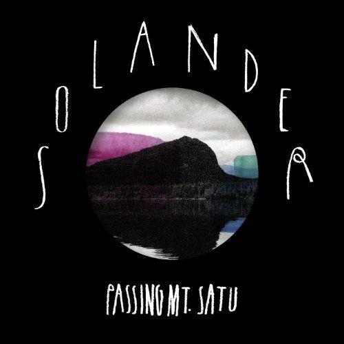 Solander - Passing Mt. Satu