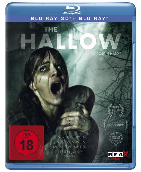 The Hallow (3D Blu-ray)